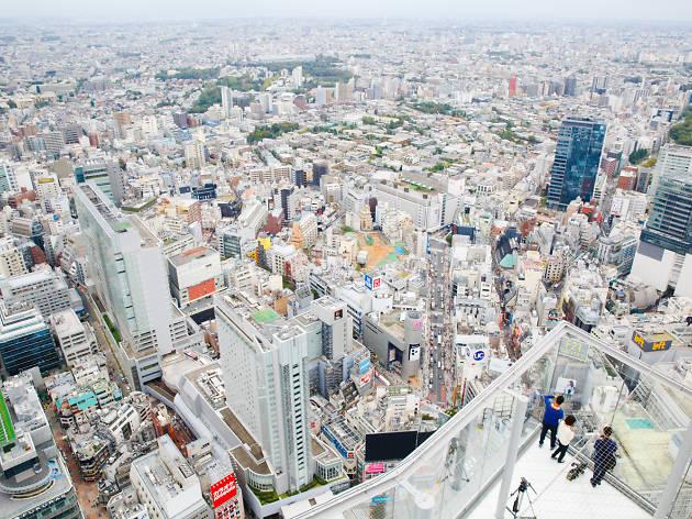 ビジネス街へと変わるか、再開発が進む渋谷に関する画像