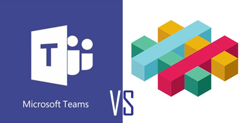 MicrosoftとSlackの競争、展開はどうなる?に関する画像