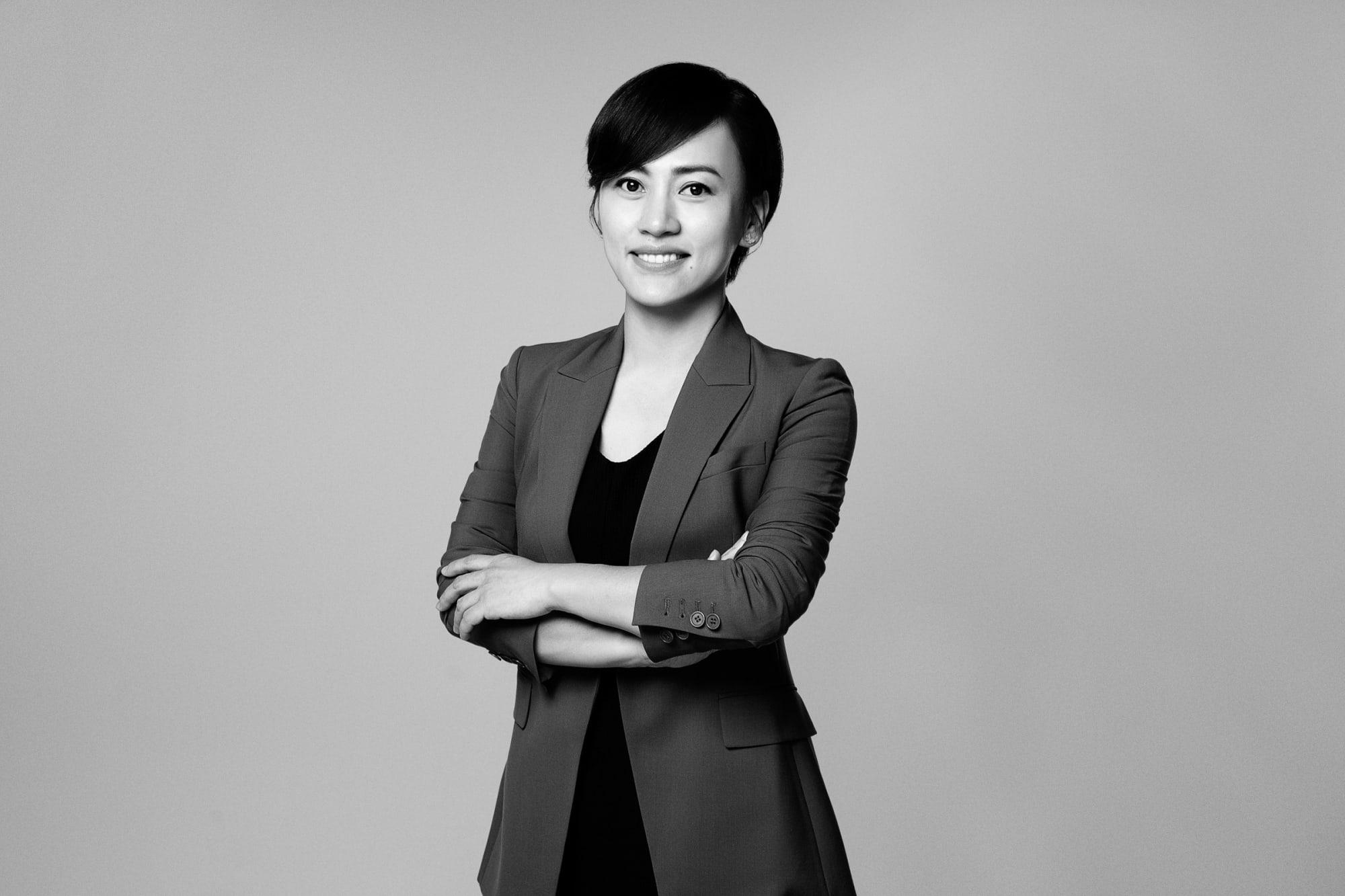 ジーン・リウ(Jean Liu)