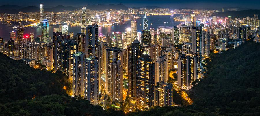 香港での事業撤退