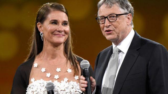 Amazonべゾフに続き億万長者マイクロソフトのビル・ゲイツ氏が離婚に関する画像